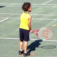 we offer training in tennis, basketball, and other sports